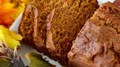 Downeast Maine Pumpkin Bread Recipe The classic moist pumpkin bread from Down East is spiced with cinnamon, ginger, nutmeg and cloves. This bread improves with age, so plan to make it a day ahead if possible. Downeast Maine Pumpkin Bread, Pumpkin Loaf, Moist Pumpkin Bread, Canned Pumpkin, Pumpkin Recipes, Fall Recipes, Pumpkin Puree, Pumpkin Dessert, Pastries