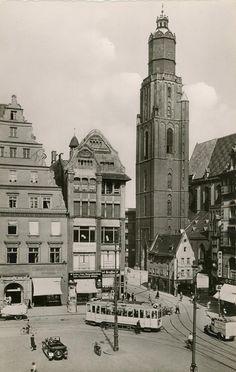 1937 , Zachodnia strona Rynku