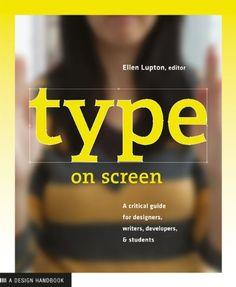 Type on Screen: New Typographic Systems. Design Briefs von Maryland Institute College of Art http://www.amazon.de/dp/161689170X/ref=cm_sw_r_pi_dp_cwZRwb1096R9R
