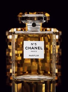 "Chanel No 5. I personally wear ""men's"" fragrances but this is such an icon."