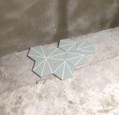 Carreaux ciment Mosaic del Sur - Auguste et Claire