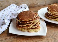 Pancake salati prosciutto e parmigiano un secondo piatto diverso da solito semplice e gustoso.Un idea carina da servire e gustare davanti alla tv