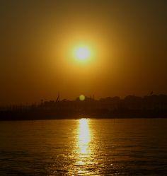 Kumbh 2013 Sunset