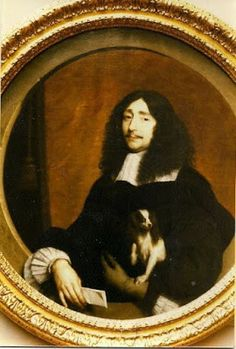 [Philippe de Champaigne lived from 1602-1674 this painting was owned by Mrs Harnist who was secretary of the French papillon club.] DOES ANYONE KNOW WHO PAINTED THIS?