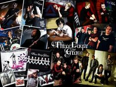 TDG ( Three Days Grace )