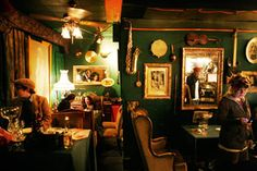 Cafe D'Mongo's Speakeasy - good food and music, and great atmosphere.  Only open…