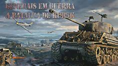 Generais em Guerra A Batalha de Kursk Dublado Documentário National Geo...
