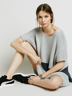 Free People French Chunky Knit, S/.584.42