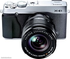 Fuji X-E1, how did I ever miss this beauty?!?!