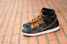 510 Skate Shop x Nike SB Dunk Hi (Preview Pictures)