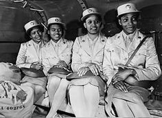 african american women in the military | WAACs off for Fort Clark
