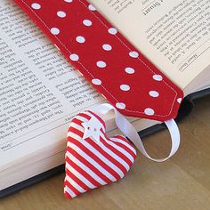 Lavender bookmark, cute gift idea!