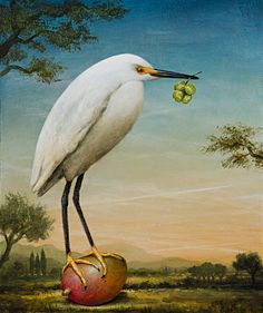 Lucky Bird by Kevin Sloan