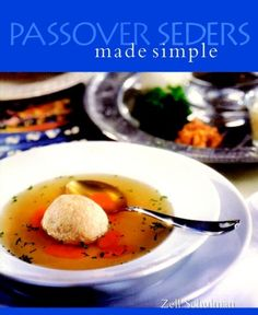 Passover Seders Made Simple CookingGardening * Details can be found by clicking on the image.