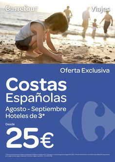 Pin de ofertia en a viajar pinterest viajes viajes el corte ingles y vacaciones - Ofertia folleto carrefour ...