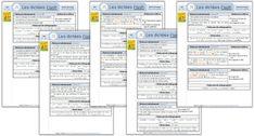 [Interlignes] Dictées flash sur toute l'année - CE2 et CM1 : Mis à jour ! - Cycle 3 ~ Orphéecole Cycle 3, School Fun, Back To School, French School, Best Teacher, Kids Learning, Spelling, Homeschool, Classroom