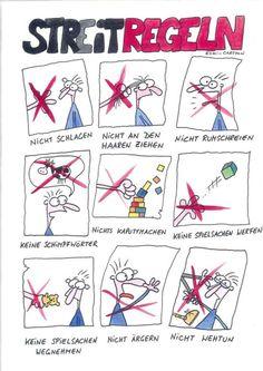 2014 Kinderregeln