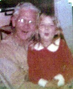 My Tapley Tree...and its Branches: Wordless Wednesday:: My Pop Pop and me