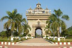 Laos Rundreisen - Jetzt Urlaub buchen! |Tai Pan Laos, Vietnam, Taj Mahal, Building, Vacation Package Deals, Cambodia, Waterfall, Tourism, Temple