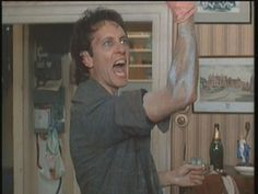 Withnail & I - 'Right you fucker, I'm doing the washing up!