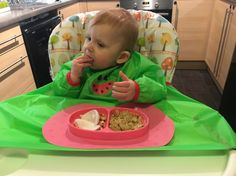 BIBaDO a bib that really does reduce the mess at mealtimes and reduces your washing
