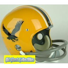 Old Ghost Collectibles - Iowa Hawkeyes Authentic Throwback Football Helmet  1968 3a04dc533