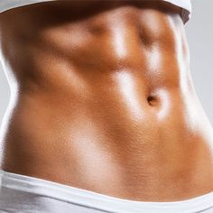 Get up off the floor and get a flat stomach faster with these 6 standing abs exercises.