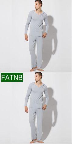 Brand men pajamas fashion robe sets  clothing modal mens sexy sleepwear high qualtiy family pajama set free shipping