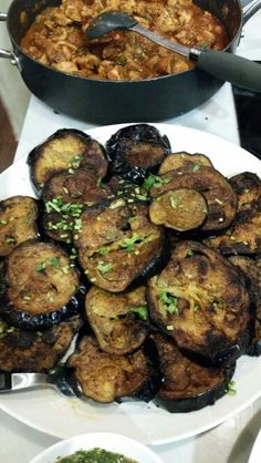 Indian spiced eggplant @putiapurefoodkitchen cooking school spicing up vegetables and giving you more than just a recipe.