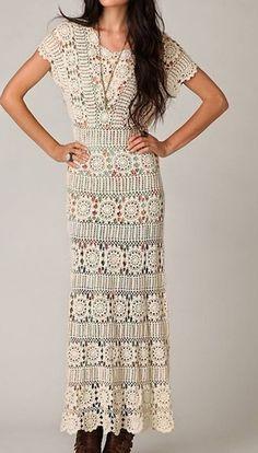 Вязаное платье Free People