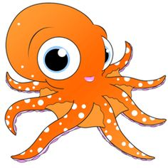 1000 images about octopus on pinterest how to draw for Cute octopus drawing