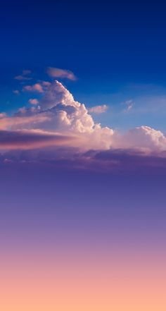 Love the Cloud in Sky! 12 Beautiful Scenery Photography Wallpapers for iPhone. - @mobile9 #photography #colorful | Visit mobile9.com for more iPhone Wallpapers