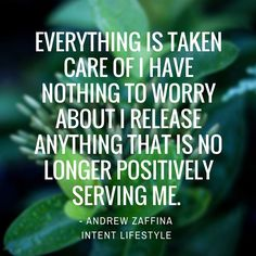 Daily Affirmation - Intentlifestyle.com http://www.loaspower.com/the-power-of-belief/