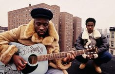 50 Classic Hip-Hop Photos Found on Facebook | Complex