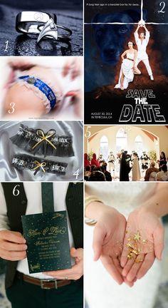 Theme Mariage Star Wars - http://www.instemporel.com/blog/index/billet/10786_deco-mariage-geek