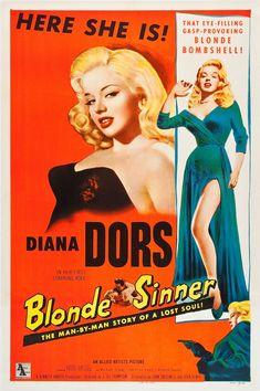 102 affiches de films noirs affiche poster film noir cinema 026 histoire divers design bonus