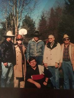 Uncle Jack, Uncle Keith, Uncle Chester, my dad James, Uncle Deb and my brother Jimmy The whalen's♡♡♡.