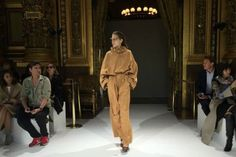 Stella McCartney's Vegan Leather Rocks the Runway at Paris Fashion Week