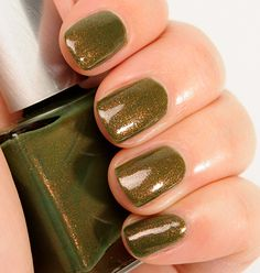 Rescue Beauty Lounge Turn It Around Nail Lacquer Review, Photos, Swatches