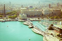 Barcelona - Spain. My second home
