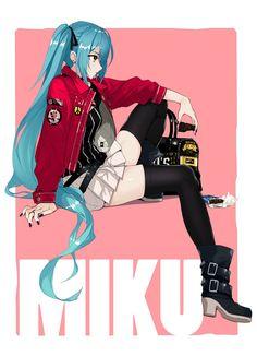 Vocaloid || Hatsune Miku
