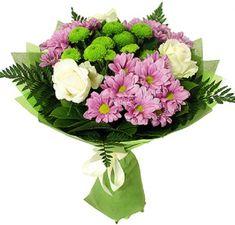 Букет цветов «Под музыку Вивальди»