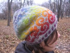 Ravelry: Project Gallery for Karin Kurbits hat pattern by Johanne Landin