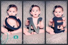 Baby Photography Denver | Baby Photographer this would be a good idea for mattys one year pictures