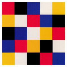 Contrast of Hue.  ITTEN: The Elements of Color, 1970.