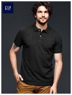 d863e94fc4 The new polo Polo Shirt, T Shirt, Gap, Mens Fashion, Mens Tops