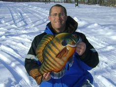 biggest bluegill ever caught in the world | caught the absolute biggest bluegill ever through the ice i m thinking ...