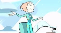 I like to call her Zero Suit Pearl when she's in this outfit