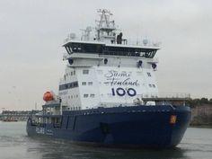 Tällainen on Arctian uusi jäänmurtaja – päihittää laivaston parhaan Urho-murtajan - Pohjolan Sanomat