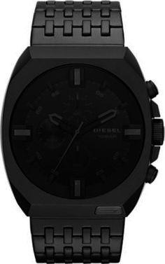 Lost Lock Black/Black - Watches | Designer Accessories at StyleSale.com
